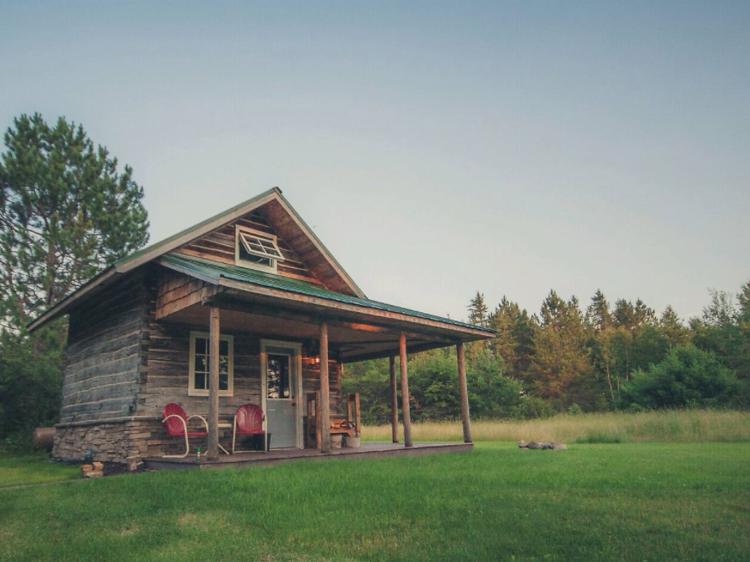 Biwabik, MN: The tiny home