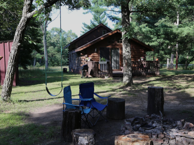 USA Airbnb cabins