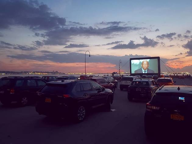 The Best Drive In Movie Theaters In Nyc