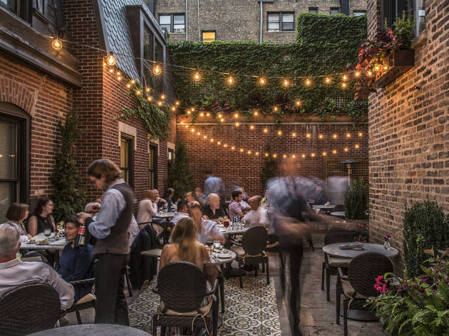 Hidden patios, rooftops and gardens for outdoor dining in Chicago