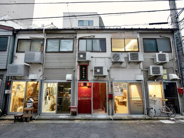 Koganecho-Hinodecho Arts District