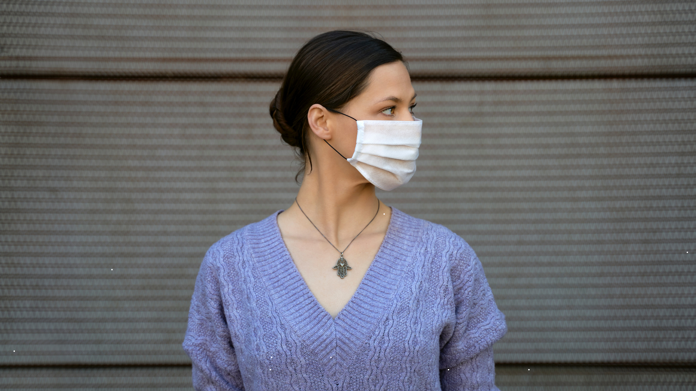 How to wear a mask correctly – and what you should be avoiding