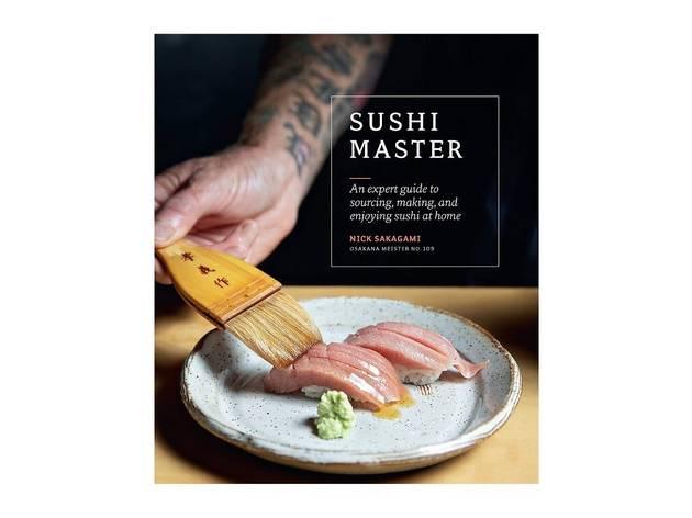 Sushi Master Cookbook