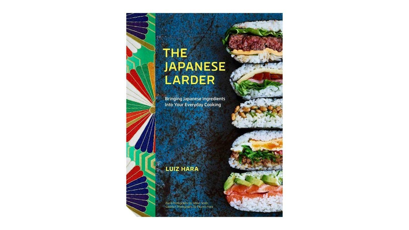 The Japanese Larder cookbook