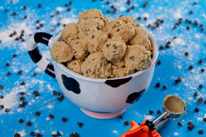Here's how to make Ben & Jerry's edible cookie dough at home