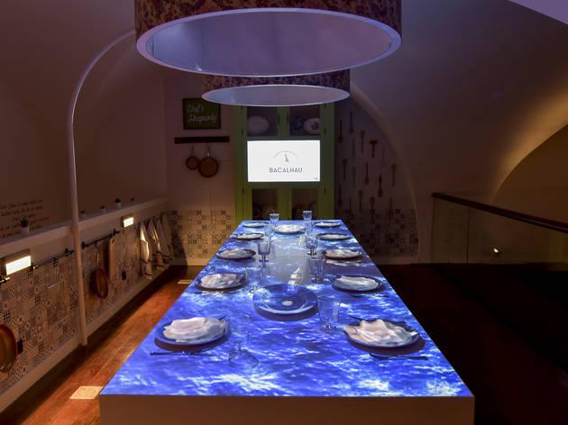 Centro Interpretativo da História do Bacalhau