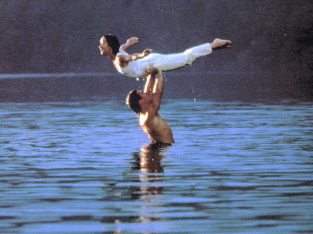 The Iconic Lake Seen In Dirty Dancing Is Full Of Water For The First Time In 12 Years
