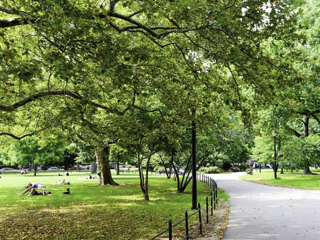 McCarren Park, brooklyn, new york