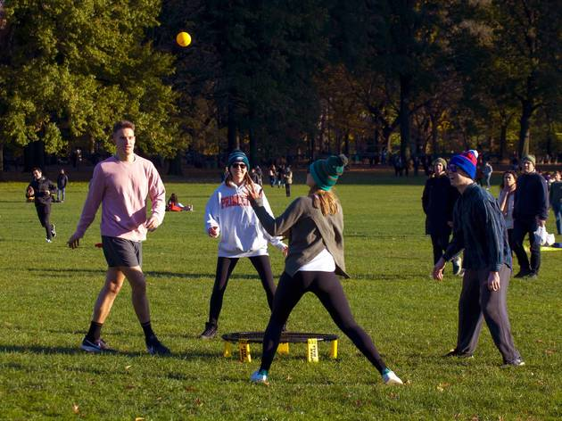 Outdoor games to amp up your picnic this summer