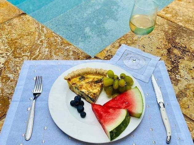 Here's how to get a homemade quiche delivered right to your door in Miami