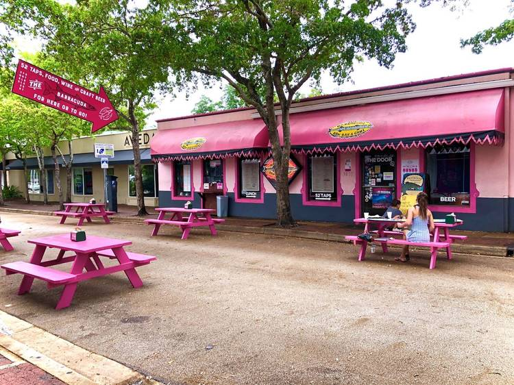 You can dine on closed streets in these Miami neighborhoods