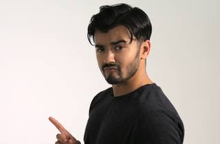 Neel Kolhatkar will take to the Factory stage with his stand-up mates