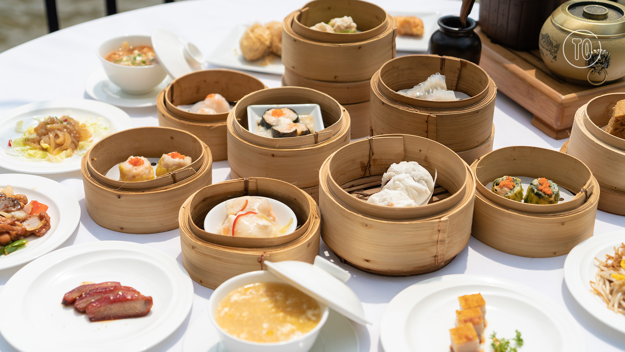 Dim Sum Buffet & Set Menu