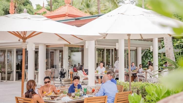 Award Winning Chefs At Trisara Resort, Yum Tree Patio Furniture