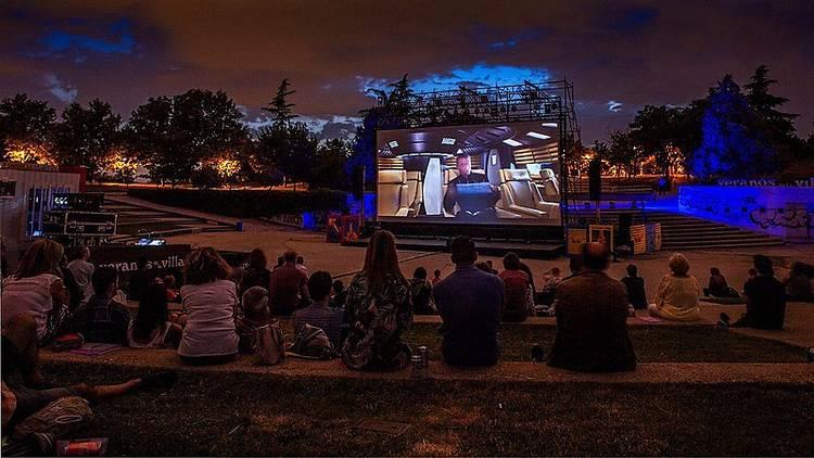 Cine de verano en el Tierno Galván