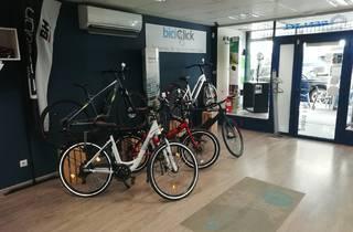 Biciclick. Bicis eléctricas