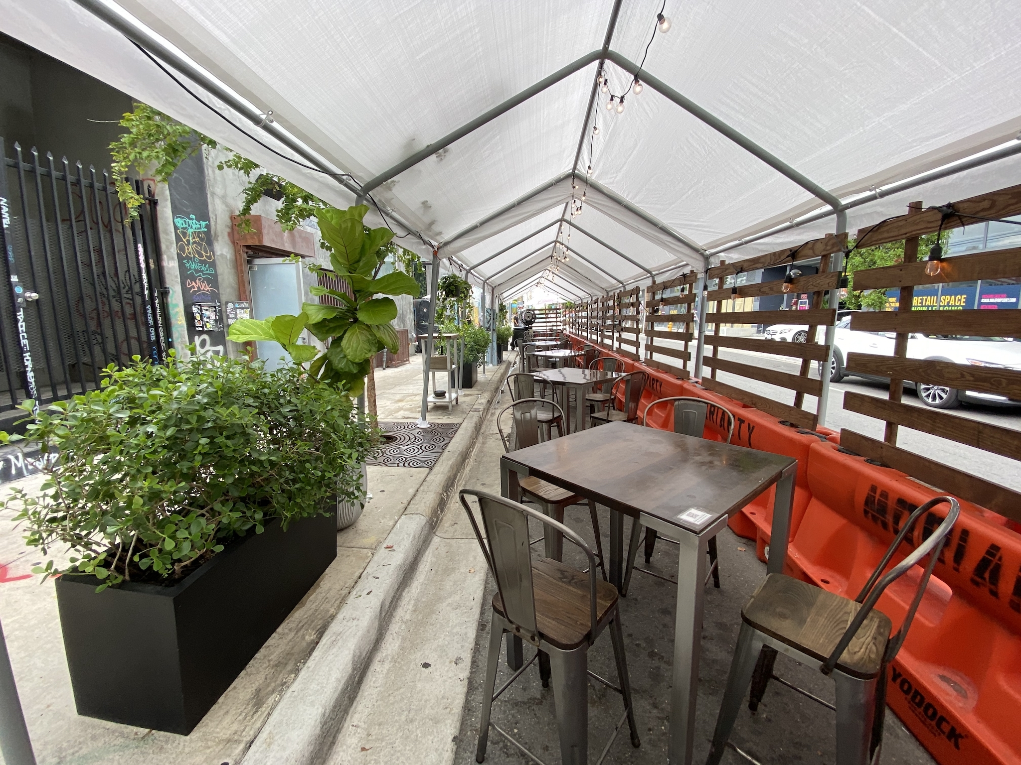 KYU is launching outdoor seating with more Wynwood spots to follow