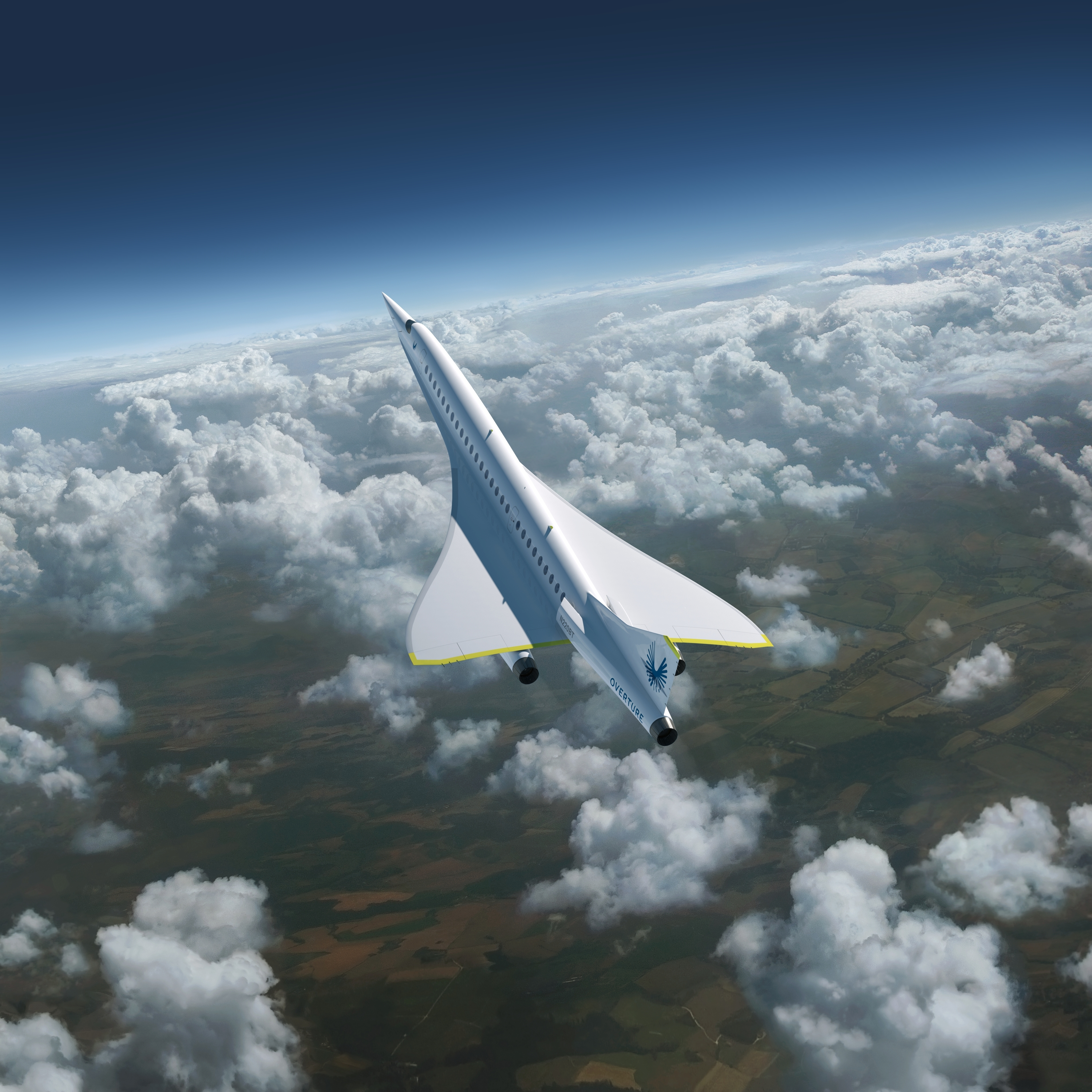 We might all soon be flying on this new supersonic jet