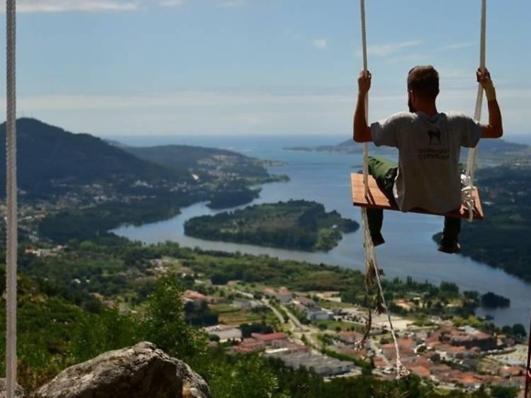 Roteiro pelos melhores baloiços de Portugal