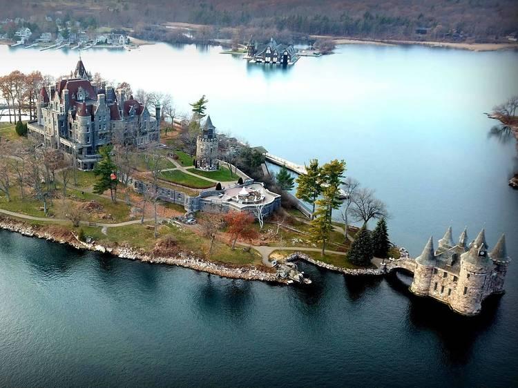 Alexandria, NY: Boldt Castle