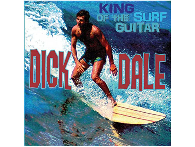 """Miserlou"" by Dick Dale"