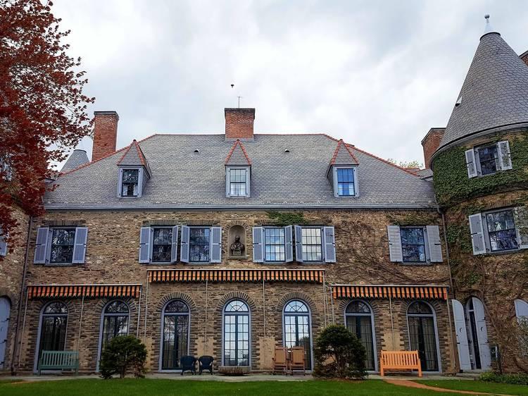 Glenside, PA: Grey Towers Castle