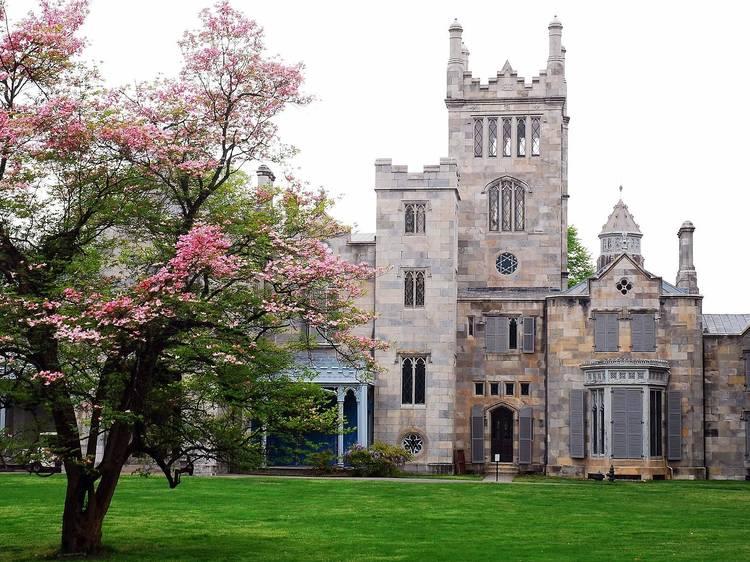 Tarrytown, NY: Lyndhurst Mansion