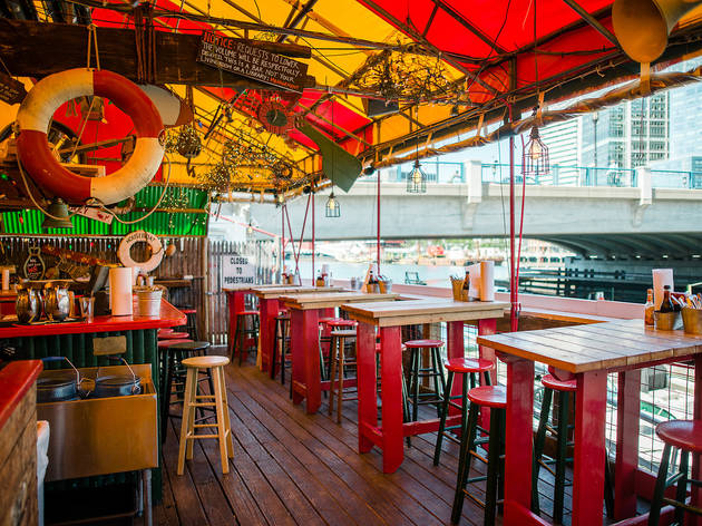 Boston's best bets for outdoor dining