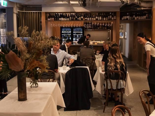 Restaurant Leo (Photograph: Daniel Boud)