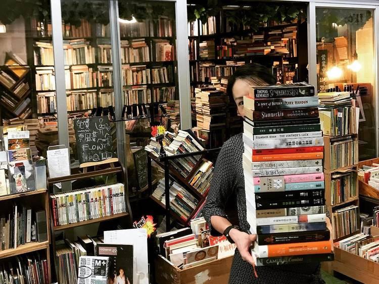 解憂舊書店:廉價二手書