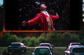 Downtown East presents Monthly Drive-In Movie Screenings