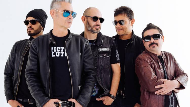 La banda mexicana presenta un show en acústico en un formato de 360º