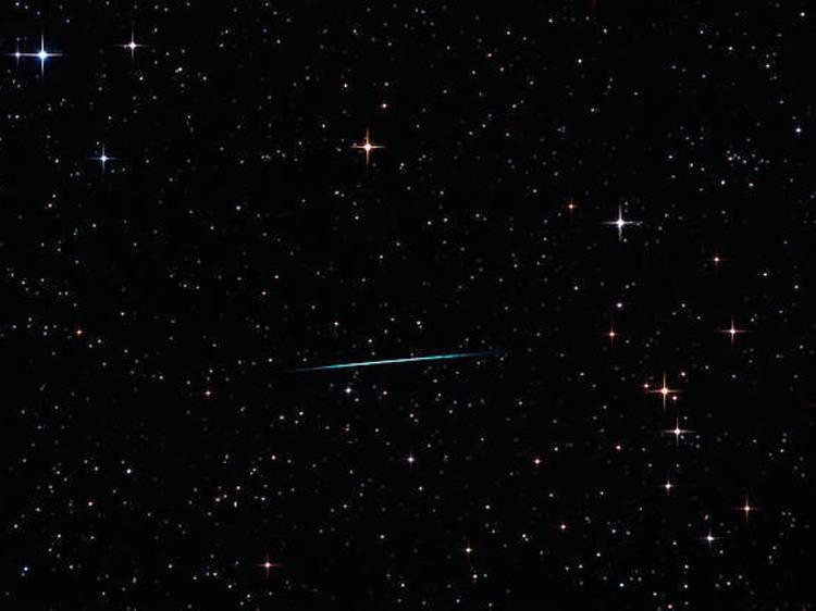 Le 7 octobre : une pluie de météorites draconiennes crachant le feu dans le ciel !