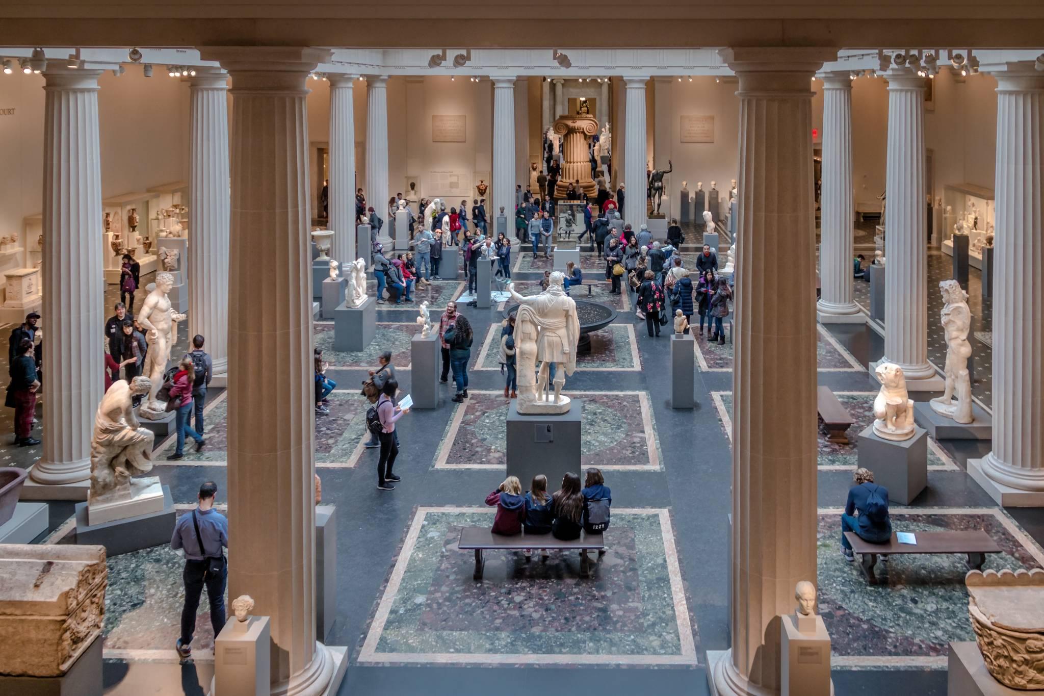 アメリカの博物館と美術館、3分の1が2020年末までに閉鎖危機