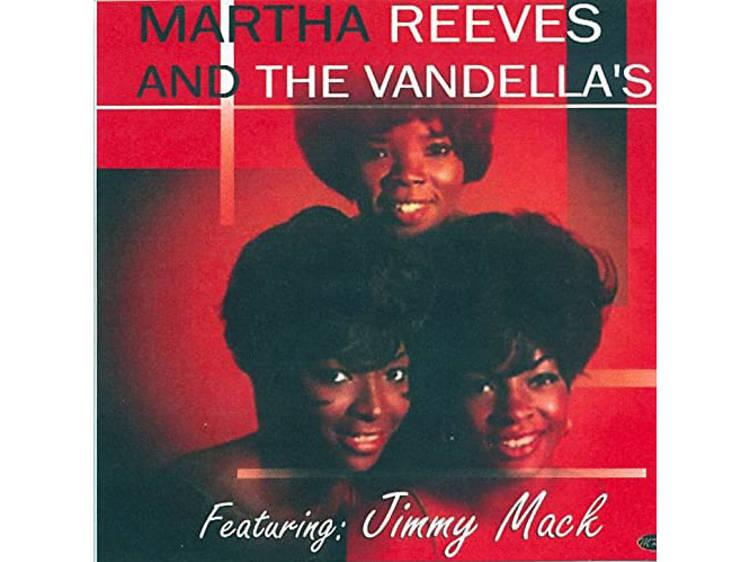 """Heat Wave"" by Martha and the Vandellas"