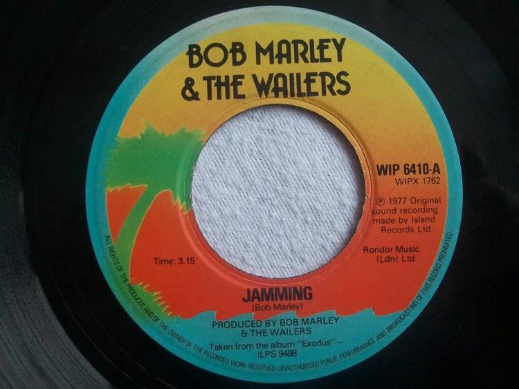 """Sun is Shining"" by Bob Marley and the Wailers"