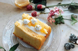 The Mochiffon Cake