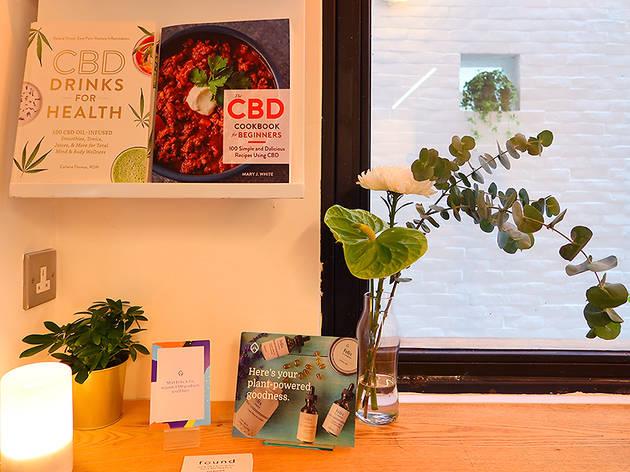 CBD cafe Found, cannabis
