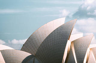 Sydney operas House sails