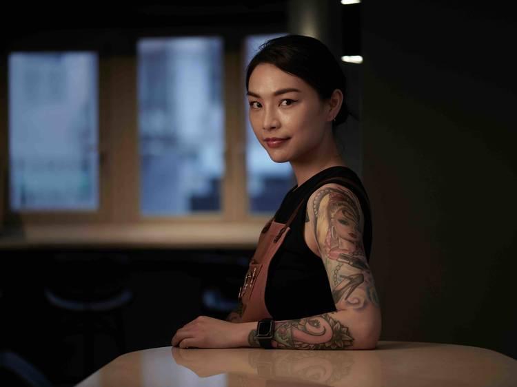 2020 Winner - Jade Lau (Doubleshot by Cupping Room)