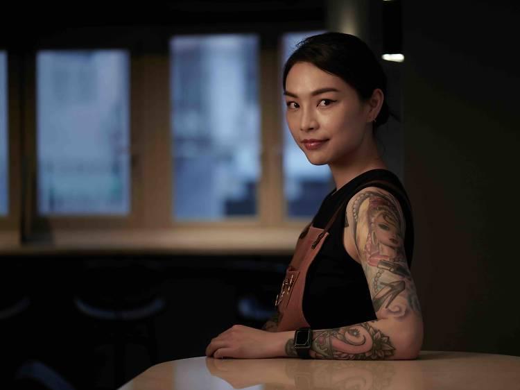 新星大賞:Jade Lau(Doubleshot by Cupping Room)