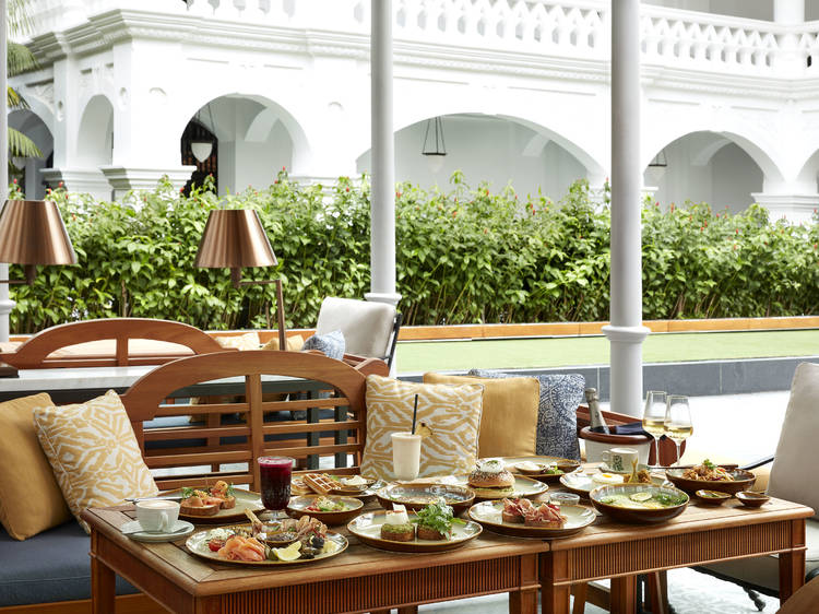 The best places to dine al fresco in Singapore