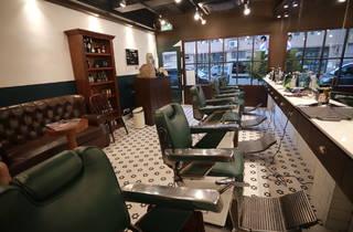 Goodman Barbershop Mong Kok