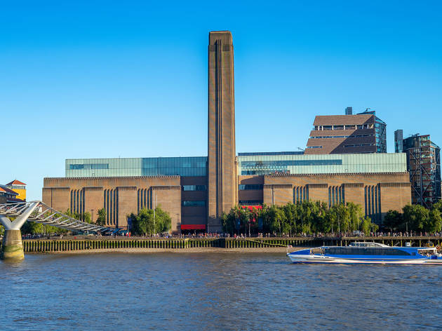 Tate Modern reopens today July 27