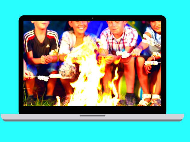 Kids virtual camp