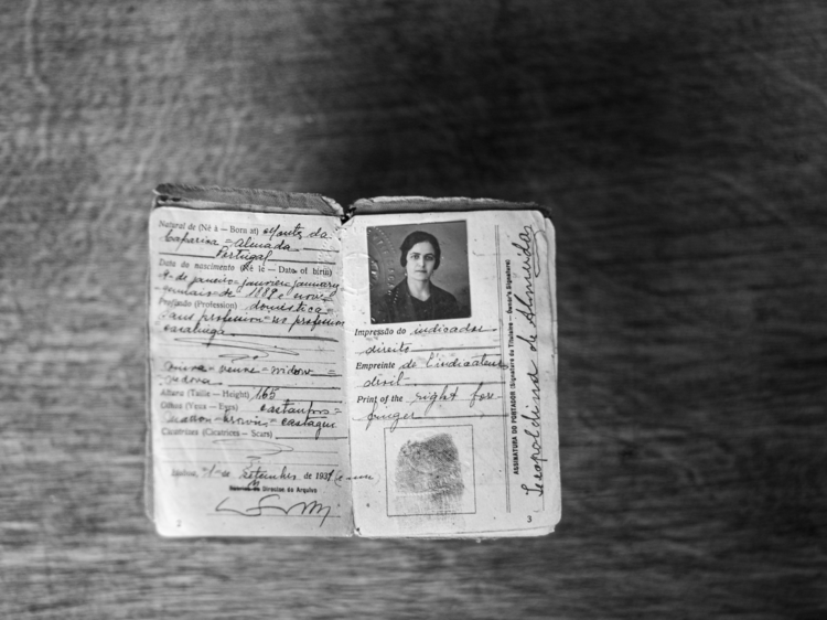 O bilhete de identidade