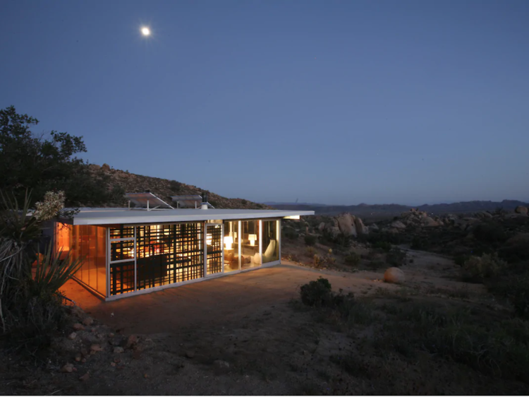 The most gorgeous glass house Airbnbs in the U.S. for uninterrupted views