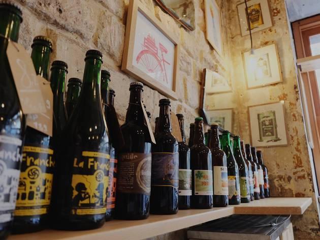 Société Parisienne de Bière - La Cave
