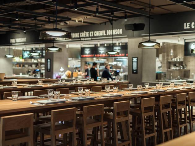 Reservations, Time Out Market Montréal