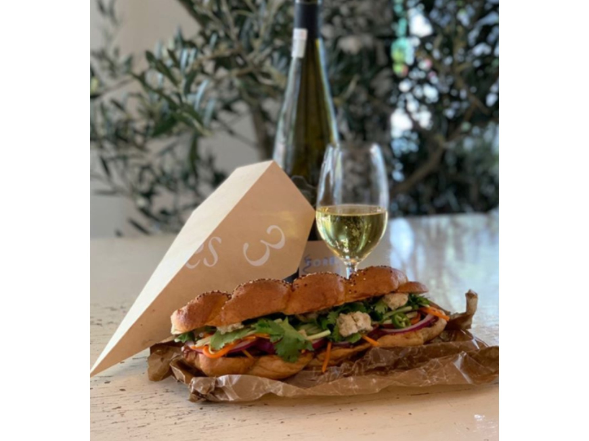 sandwich japonés